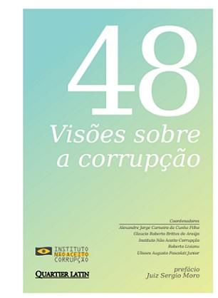 Livro sobre corrupção