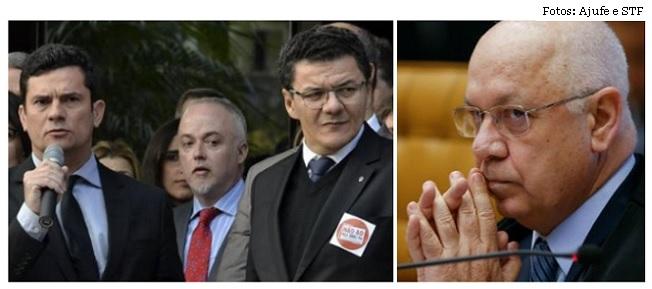 Moro, Veloso e Zavascki