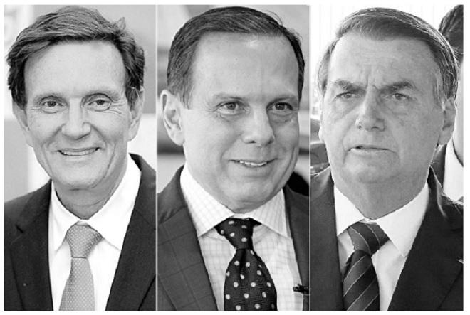 Já Somos um País Fascista - por Dodô Azevedo (Parte III)  - Página 10 Crivella-Doria-e-Bolsonaro